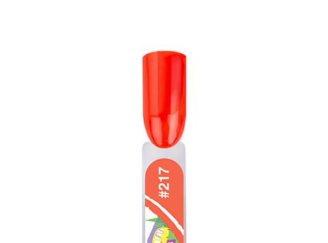 BF217-4 Гель-лак для покрытия ногтей. Spring Picnic #217 Майские бутоны