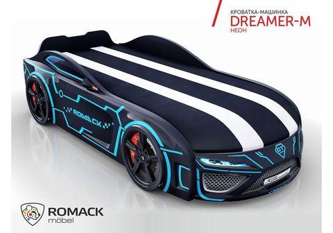 Кровать-машина Romack Dreamer-M Неон