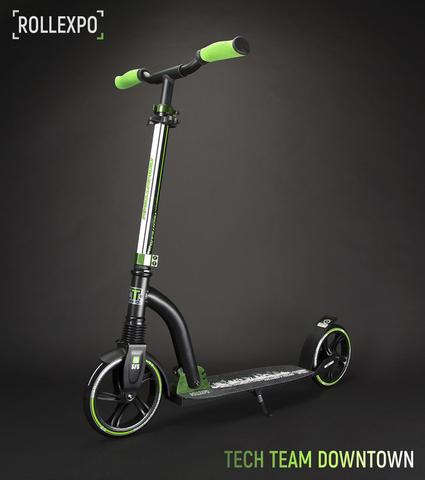 Самокат TT Downtown 1/2 для детей от 10 лет и взрослых колесо 180