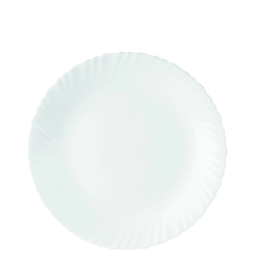Тарелка обеденная круглая  Rak Glass 30 cм