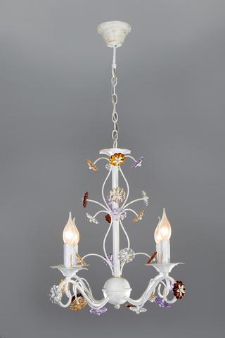 Потолочный светильник Escada 443/4 E14*40W D505 Antique White