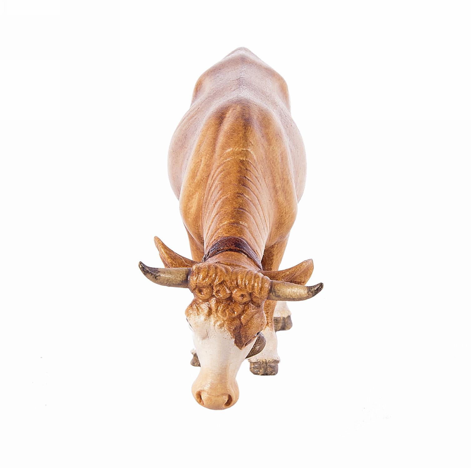 Корова на выпасе
