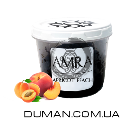 Табак Amra Apricot Peach (Амра Абрикос Персик) |Sun