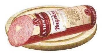 Индейка с сыром, Алимпиев