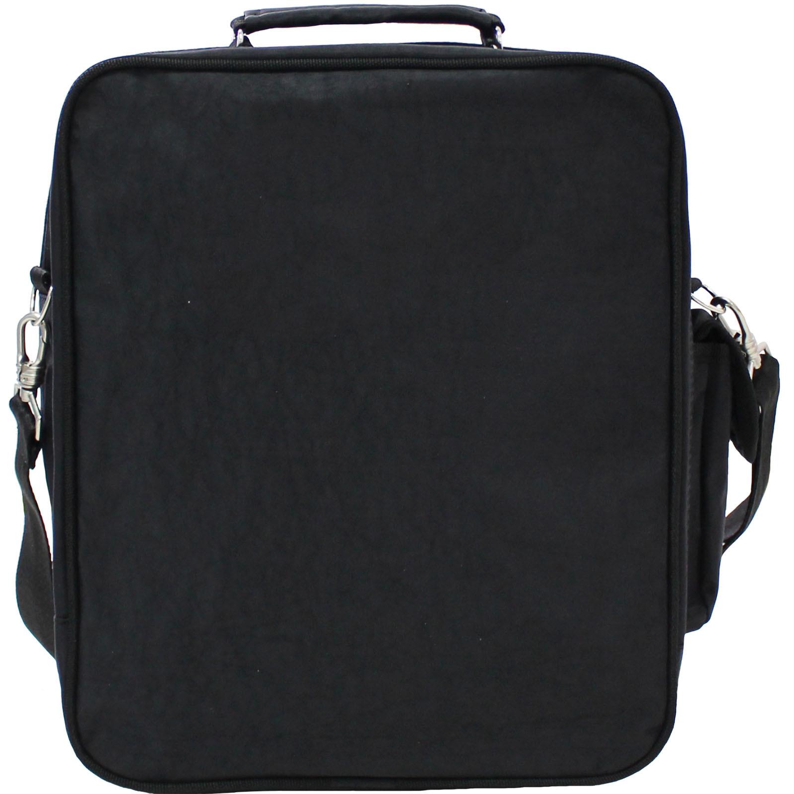 Мужская сумка Bagland Комерсант 11 л. Чёрный (0023870) фото