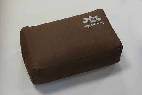 Болстер-подушка Vipassana Cushion 42*25*14 см