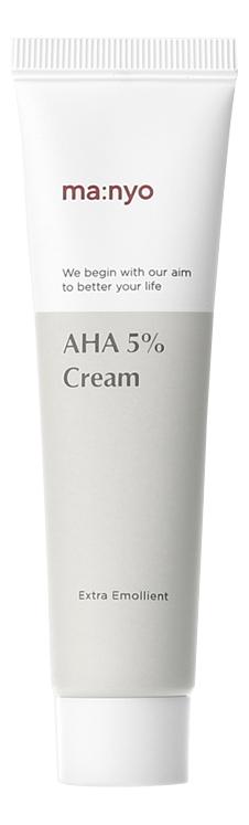Крем для лица Manyo AHA 5% Cream 30 мл
