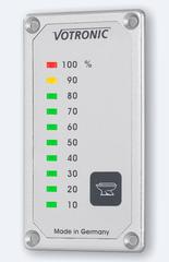 Панель индикации уровня фекального бака Votronic