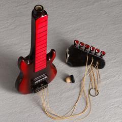 Набор для коньяка «Гитара» 1 л/0,05 л, фото 4