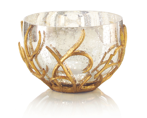 Branch-Encased Bowl