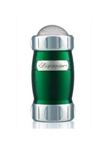 Диспенсер для сыпучих продуктов с ситечком Marcato зелёный, фото