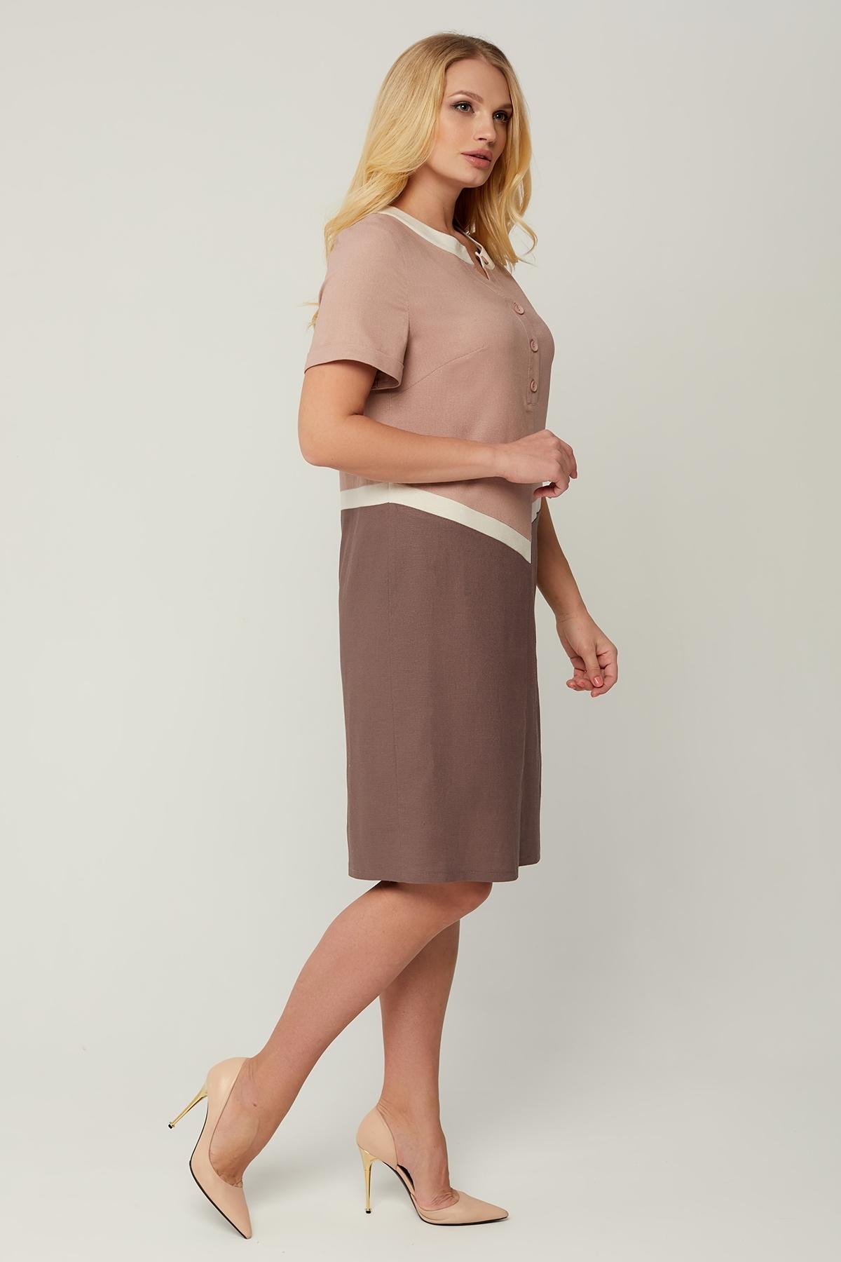 Платье Рената (розовый)