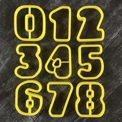 Цифры №13