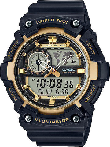 Наручные часы CASIO AEQ-200W-9A