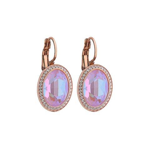 Серьги Tivola Lavender delite 311676 V/RG