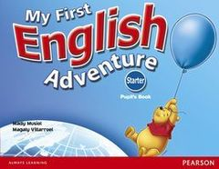 My First English Adventure Starter Pupil's Book