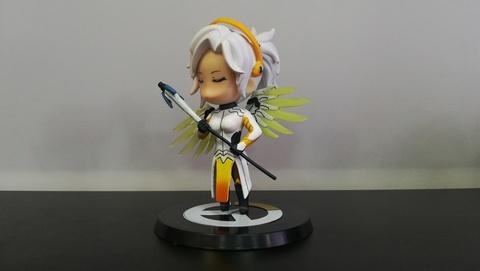 Фигурка Overwatch Mercy, 11 см