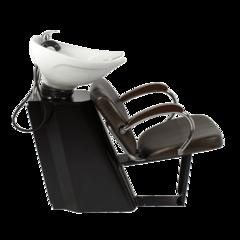 Парикмахерская мойка Ниагара с креслами серии Люкс Грация
