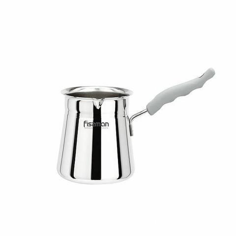 3306 FISSMAN Турка для варки кофе 350 мл, нерж. сталь,  купить