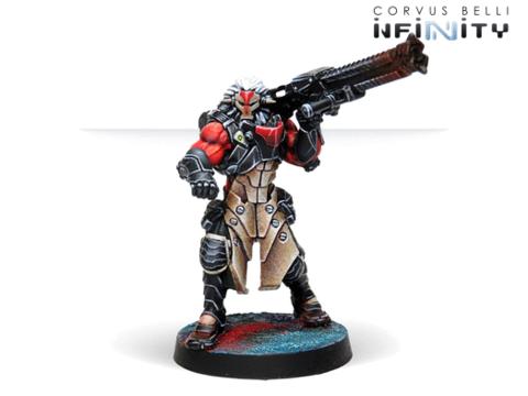 Kurgats, Reg. of Assault Engineers (Autocannon)