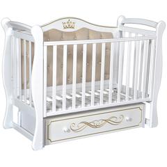 "Детская кроватка ""Olivia 1"" Новинка 2020 года!"