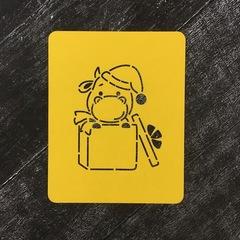 Бык №67 в подарочной коробке