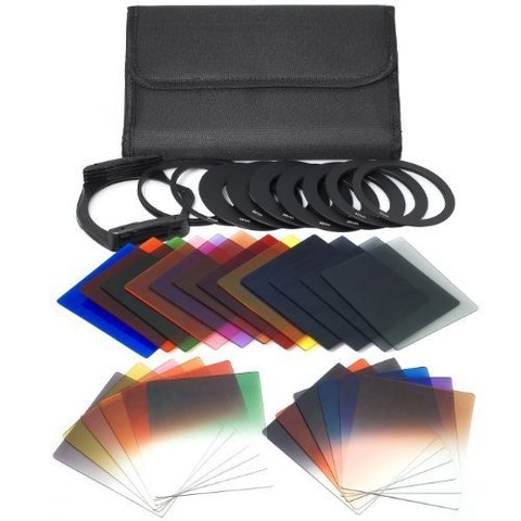 Набор фильтров и держателей системы Cokin P-series