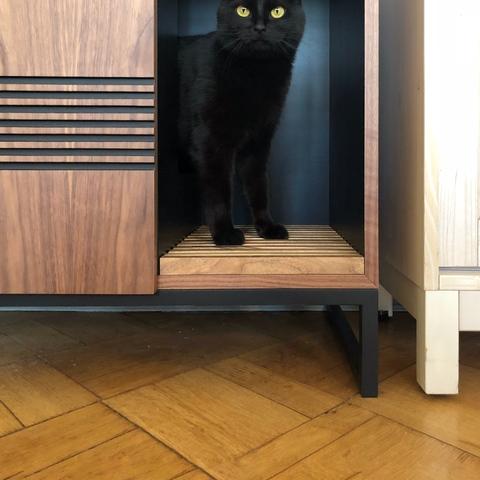 Туалет для кошек Pettel