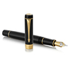 Parker Duofold - Black GT, перьевая ручка, F