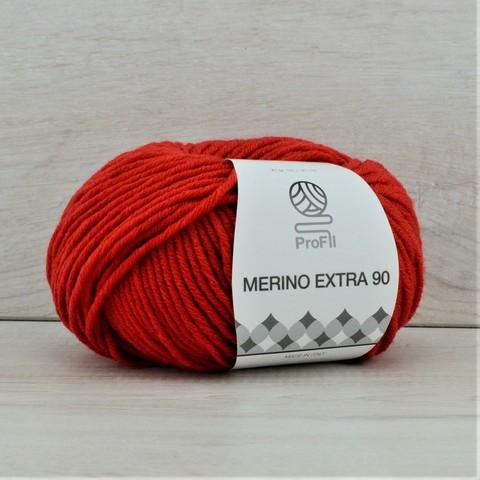 Пряжа Merino Extra 90 (Мерино экстра 90) Красный