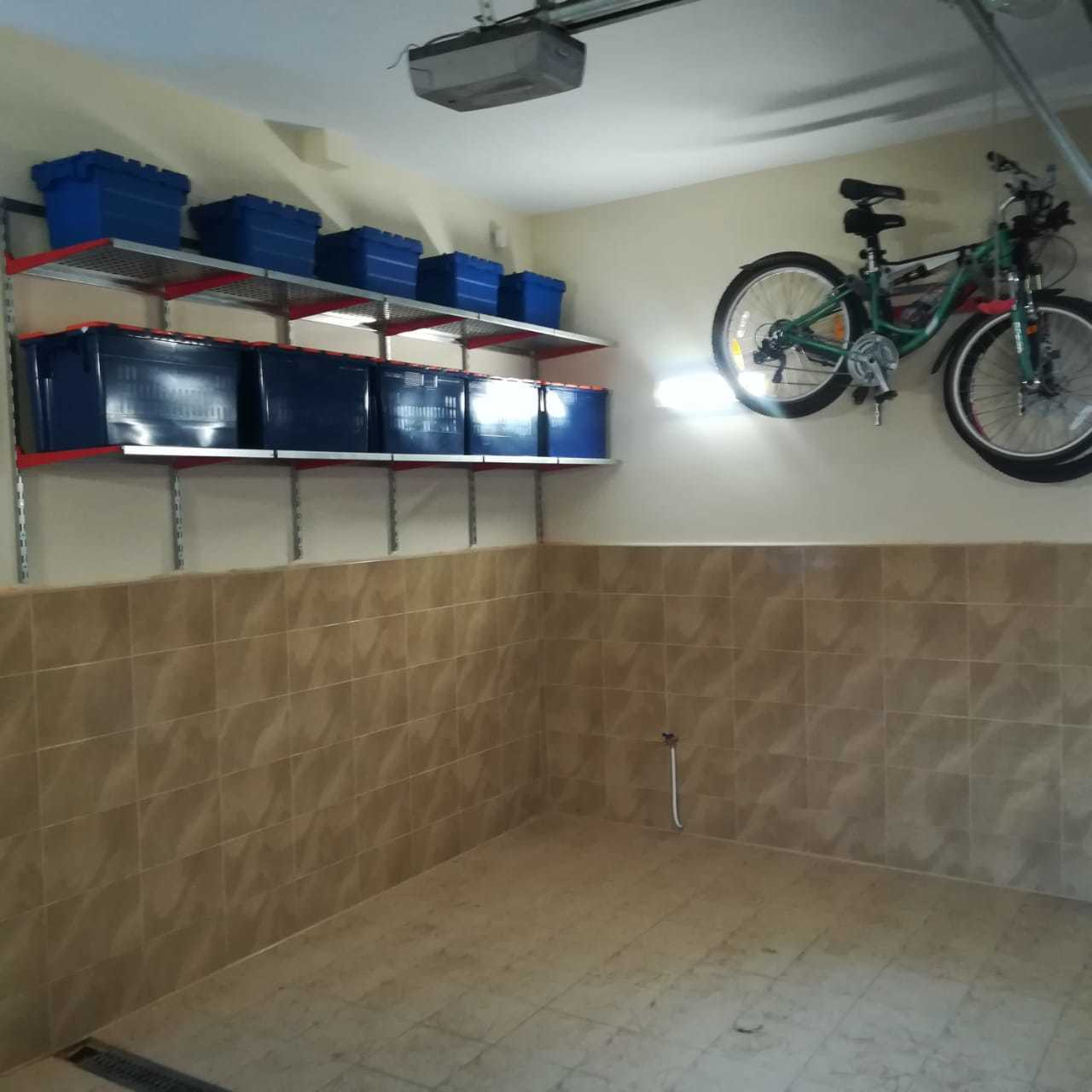 Набор №20 Стеллаж в гараж