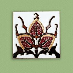 Плитка Каф'декоръ 10*10см., арт.038