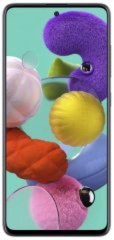 Смартфон Samsung Galaxy A51 64GB Black (SM-A515F)