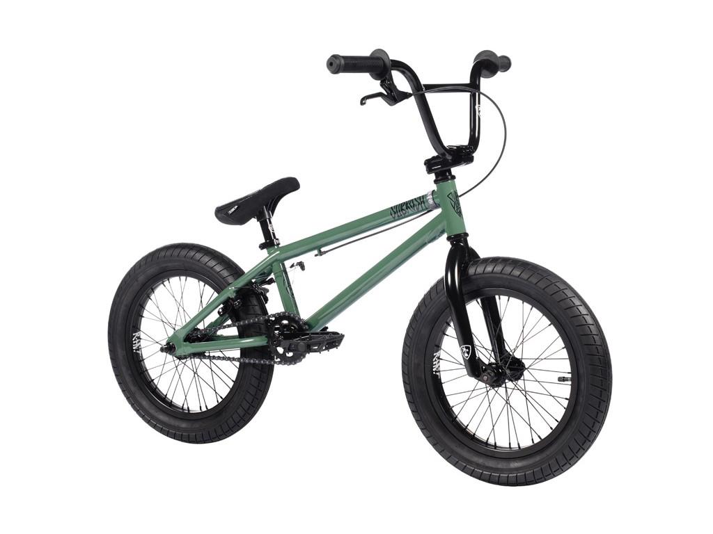 """Велосипед Subrosa Altus 16"""" 2021 Зеленый"""