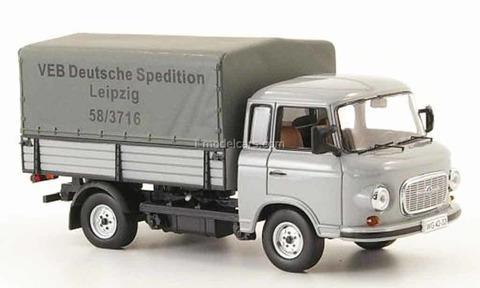 Barkas B1000 Pick Up (Deutsche Spedition Leipzig) CCC046 IST Models 1:43