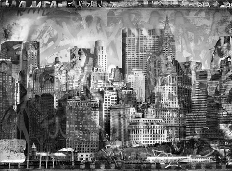 Фотообои (панно) Mr. Perswall Urban Nature P032001-8, интернет магазин Волео