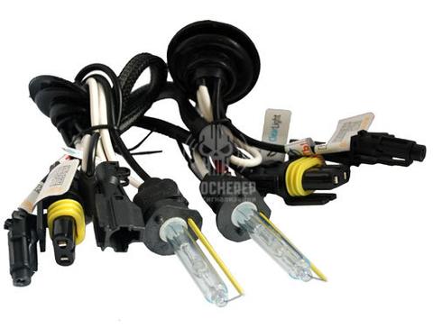 Ксеноновые лампы H4 5000K