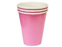 Стакан Розовый / Pink / 266мл, 8 шт.