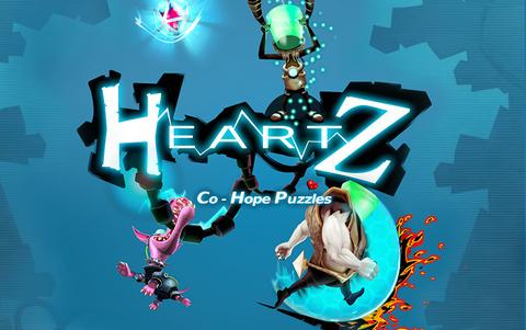 HeartZ Co-Hope Puzzles (для ПК, цифровой ключ)