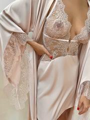 Сорочка пудровая Melissa
