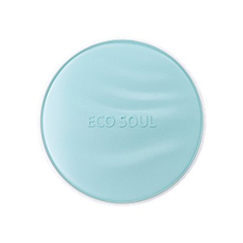 SAEM ECO SOUL Основа тональная матирующая ECO SOUL Essence Cushion Matt Longwear 23 15гр