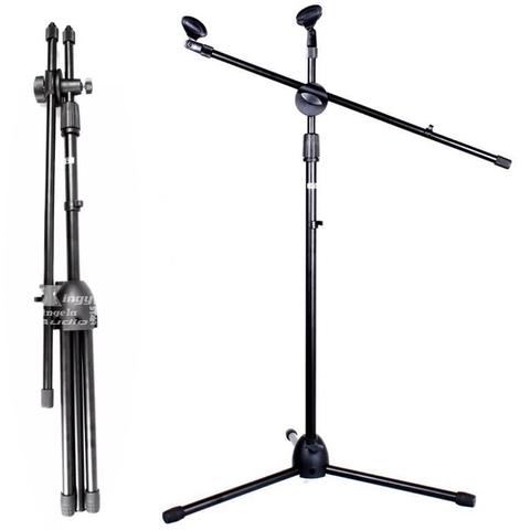 Стойка для микрофона журавль 2 крепления