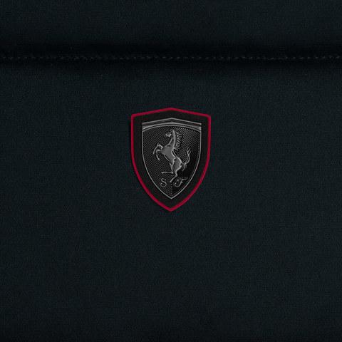 Теплый конверт в коляску Cybex Priam Footmuff Ferrari Victori Black