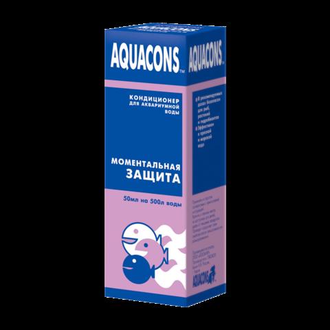 Зоомир Акваконс Моментальная защита Кондиционер для воды