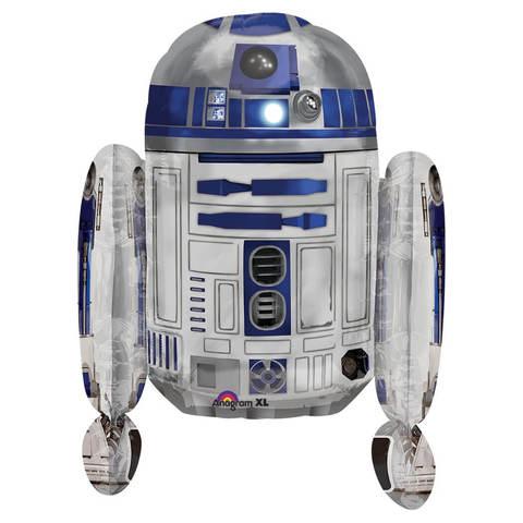 Шар-фигура Робот R2D2. Звездные войны