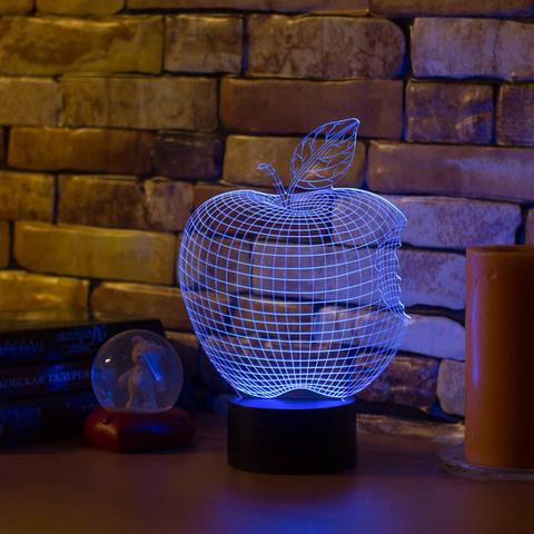 Лампа Яблоко - Apple