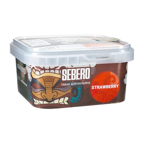 Табак Sebero 300 г Strawberry (Клубника)