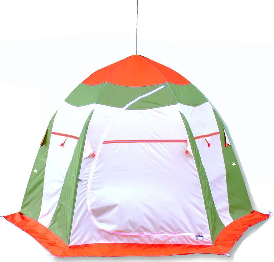 Палатка для зимней рыбалки Митек Нельма 2