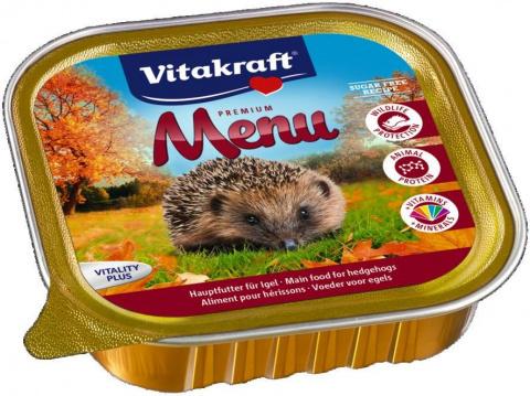 Vitakraft Menu корм влажный для ежей 100г