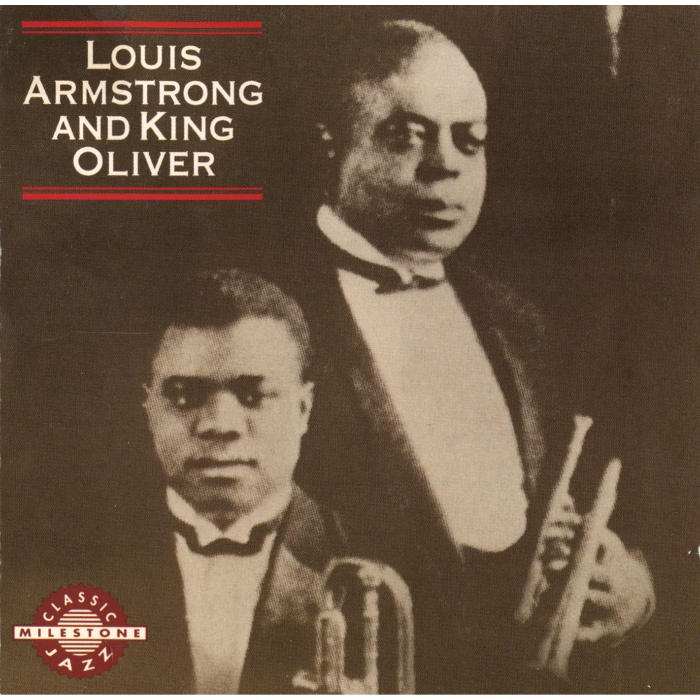ARMSTRONG, LOUIS: Louis Armstrong And King Oliver